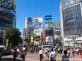 Shibuya commercialism