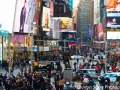 Times Square and its thousands of people