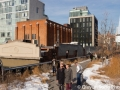 The NYC highline, a perfect place for a Sunday stroll