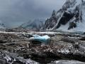 Beautiful Antarctica Landscape