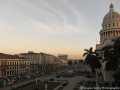 National Capitol Building in Havana at Sunset