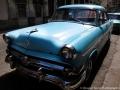 Beautiful vintage blue Chevrolet