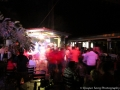 Salsa dancing on a cool summer's night in Vinales, Cuba
