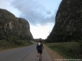 Cycling through the Vinales valleys