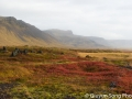 Crunchy lava fields