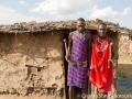 Maasai villagers