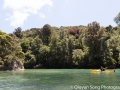 Kayaking at the Abel Tasman inlets