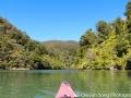 The serenity of seeing Abel Tasman on a kayak!