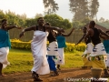 Rwandans in song and dance