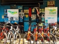 An old bike shop that I go to every time at Pulau Ubin