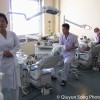 Inside the Pyongyang Maternity Hospital